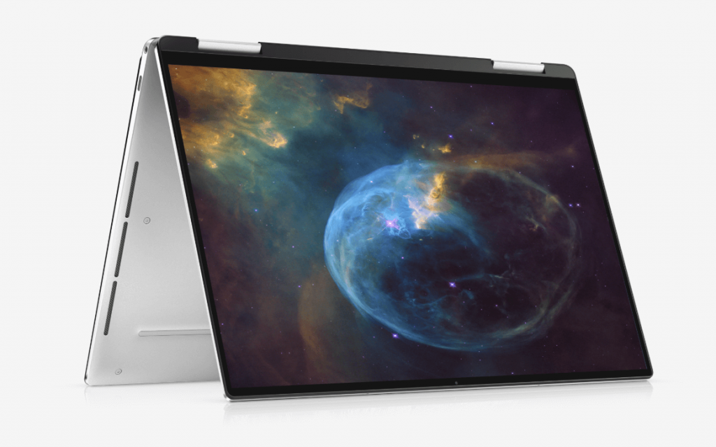 Dell XPS 13 2-in-1 with 10nm Intel Ice Lake processors Now Available