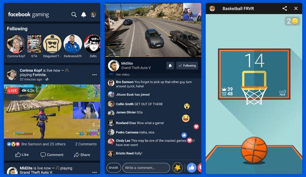 Facebook speeds up gaming applications because of Corona Pandemic