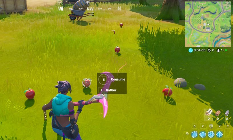Fortnite Apple Locations in Chapter 2 Season 3 - Games ...