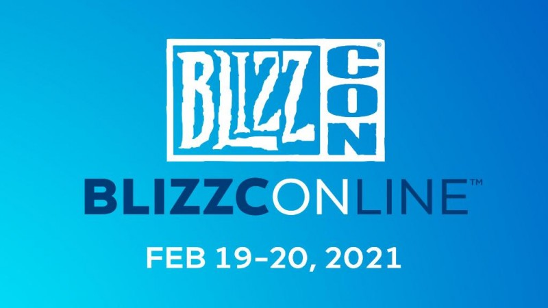 BlizzConline 2021: Full streaming schedule